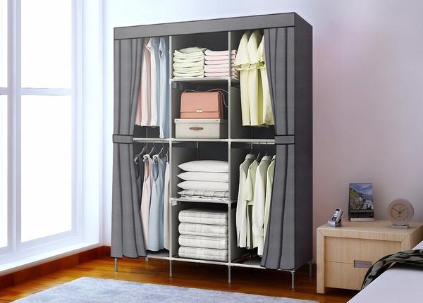 wish youud wardrobe storage closet clothes portable wardrobe storage closet portable closet organizer portable closets wardrobe closet organizer shelf - Portable Wardrobe Closet