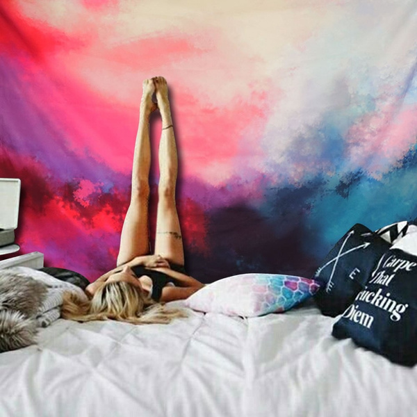Wish | Tapestry Wall Tapestry Wall Hanging Tapestries Art Tapestry ...
