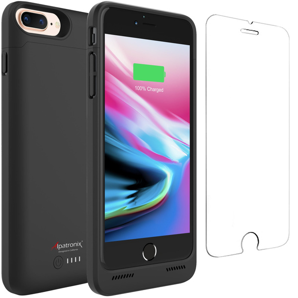 apple iphone 8 plus charger case