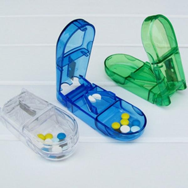 Box, cuttersplitter, pillbox, foldingcase