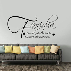 Love, Home Decor, Family, Wall Decals & Stickers