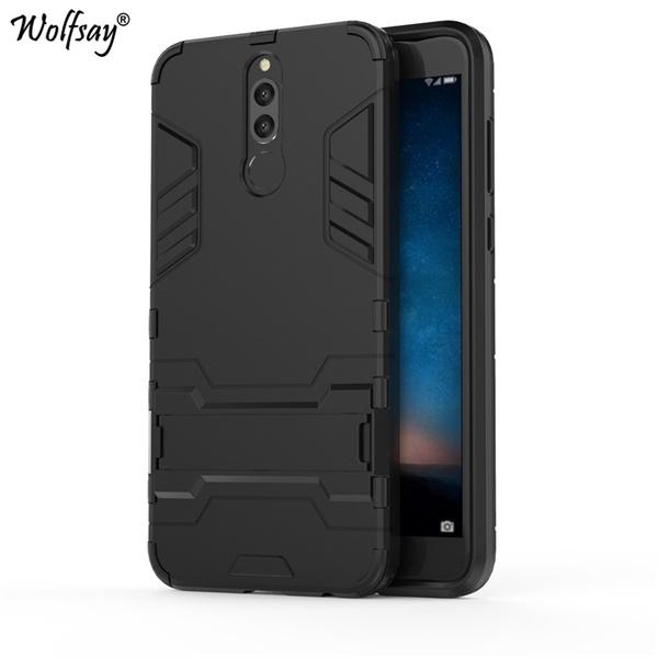 pick up 1a4c0 3d227 Case Huawei Mate 10 lite Cover mate 10 lite Cases Slim Armor Rubber Phone  Case Huawei Mate 10 Lite Fundas Huawei nova 2i