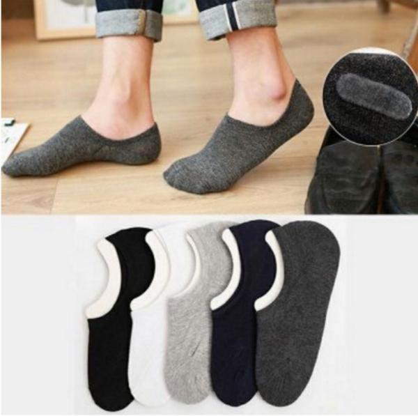 non-slip, boatsock, Fashion, invisiblesock