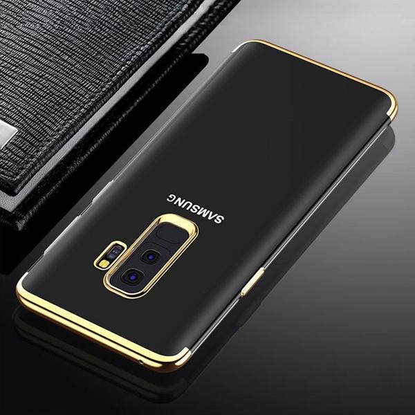 best service 8b153 46365 New Fashion Samsung Galaxy Glaxy S9 Phone Case Light Luxury SAMSUNG S9 Plus  Case Coque Samsung Galaxy S9 S8 Cover Skal
