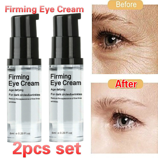 Firming Eye Cream For Dark Circles Wrinkles Wish