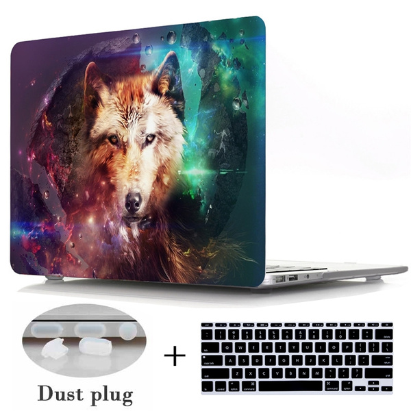 Wolf Macbook Case 12 Macbook Air Hard Case Macbook Air 11 13 Case Macbook Pro