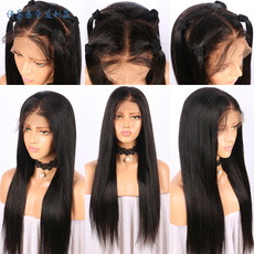straighthairwig, Lace, human hair, Virgin Hair