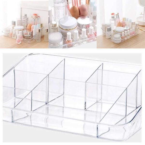 case, Box, acrylicmakeuporganizer, clearstoragebox