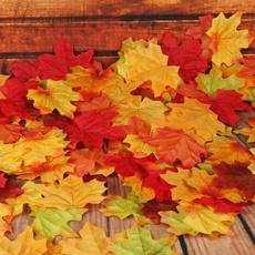Autumn, silk, leaf, Home & Kitchen