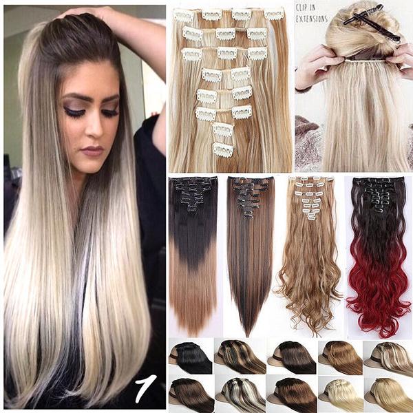 fashion women, Hair Extensions, human hair, hair