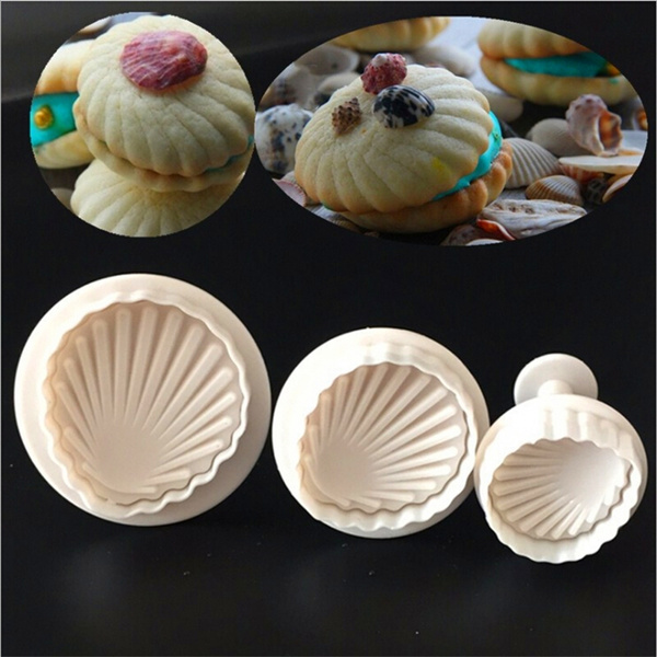 shellmould, Baking, shellbiscuitmould, shellbiscuit