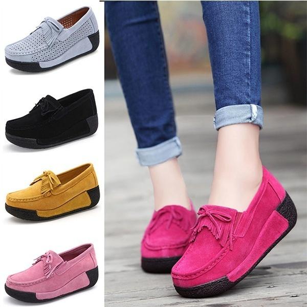 92dc38334c3 2018 Women Fashion Sport Shoes Female Shake Shoes Women Casual ...