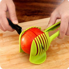 Slicer, Comida, Holder, gadget