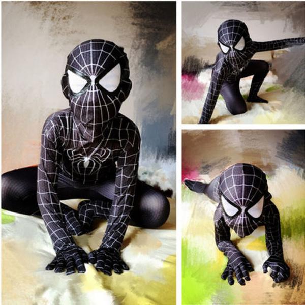 superherocosplay, boyscostume, Cosplay, Spiderman