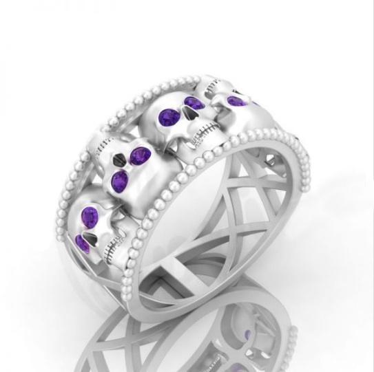 Sterling, Wedding, DIAMOND, 925ring
