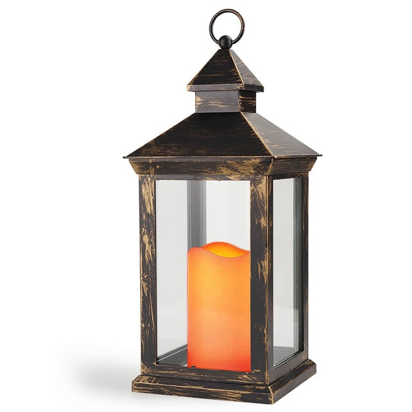 14 Tall Vintage Decorative Lantern