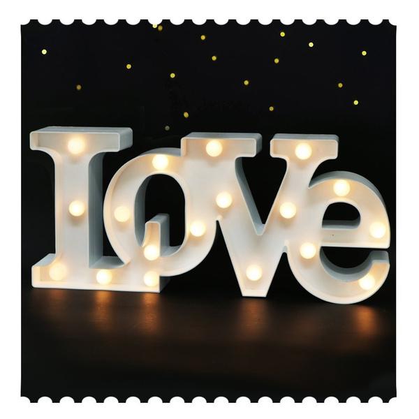 Decor Love Wall Lights