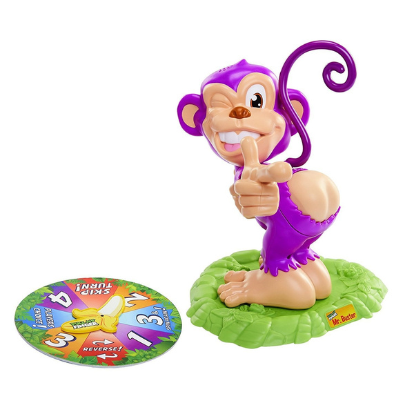 Wish Pull My Finger Fart Monkey Pull My Fingerforages Purple Fart