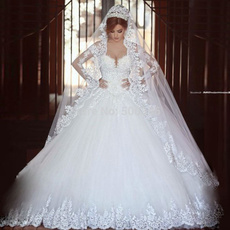 gowns, Ivory, bridal gown, Lace