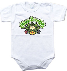 Baby bodysuit One Piece cabbage patch kids 1 Halloween costume CPK