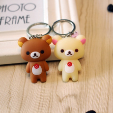 cute, rilakkuma, Key Chain, Jewelry