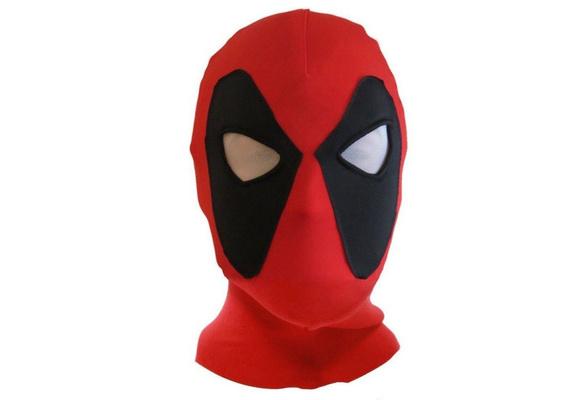 Deadpool 2 Masks Superhero Balaclava Halloween Cosplay Costume X-men Hats Arrow