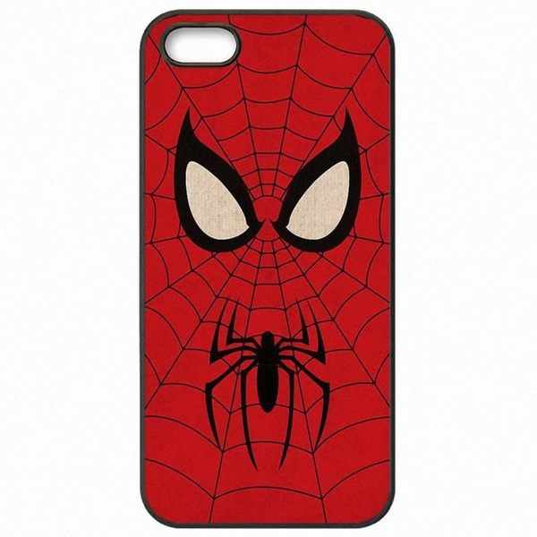 cover spiderman iphone 5