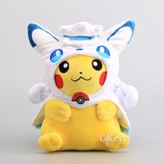 dolll, cute, pokemon cosplay hoodies, Toy
