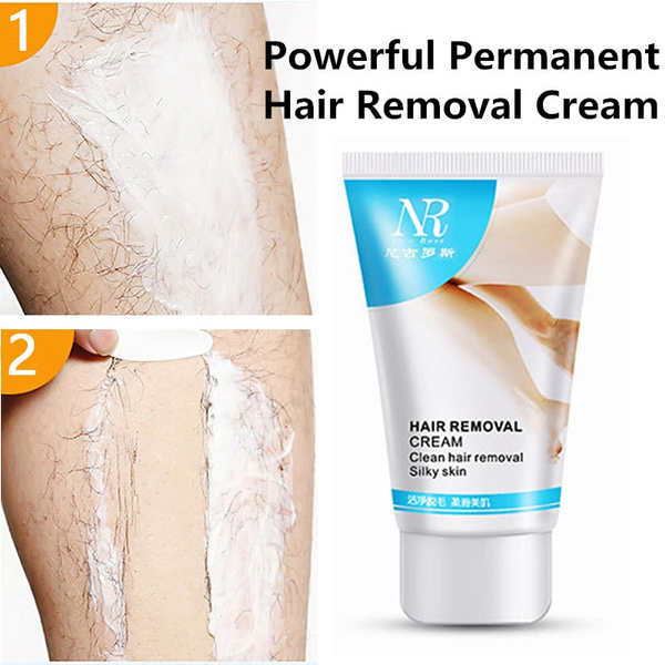 Nr Powerful Permanent Hair Removal Cream Stop Hair Growth