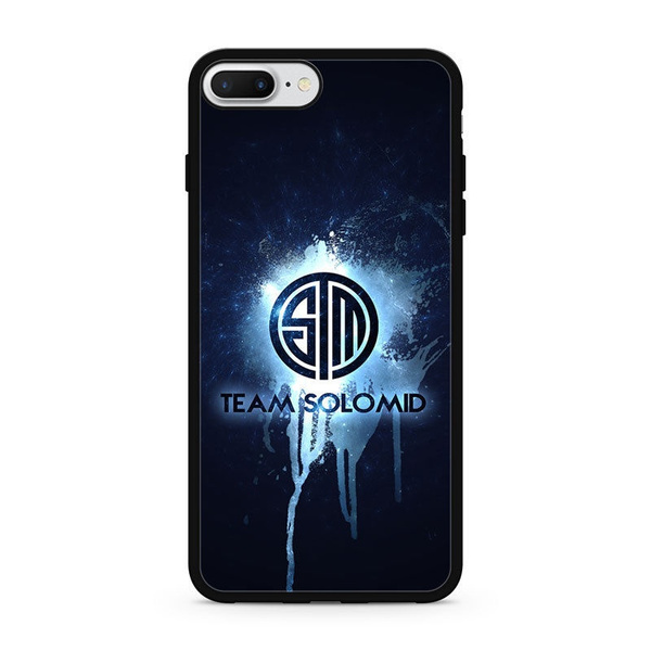 Fashion Design Team Solomid Tsm Cool Phone Case For Samsung Iphone Models Iphone6s Iphone5 Iphone7 Iphone7 Plus Iphonex Iphone8 Iphone4s All Iphone Models Wish