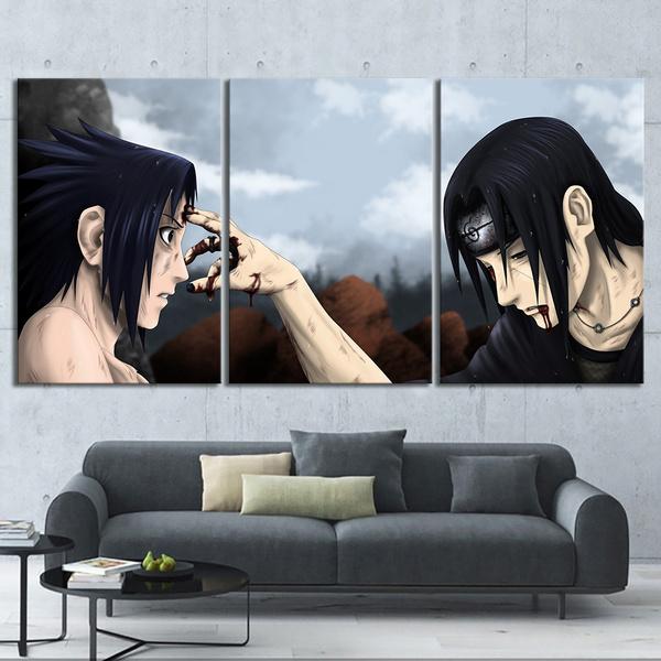 Uchiha Sasuke And Itachi