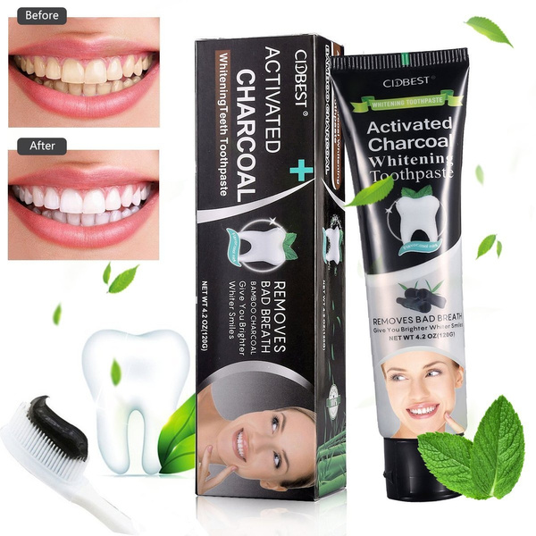 Teeth Whitening Toothpaste Charcoal Toothpaste Teeth Whitening