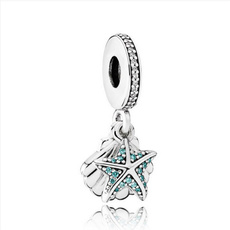 Sterling, shellcharm, 925 sterling silver, Jewelry
