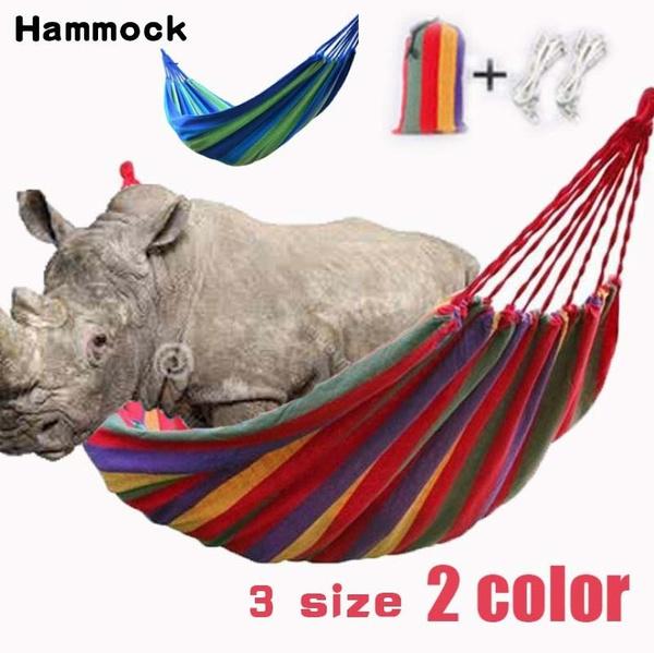 rainbow, doublehammock, camping, outdoorhammock