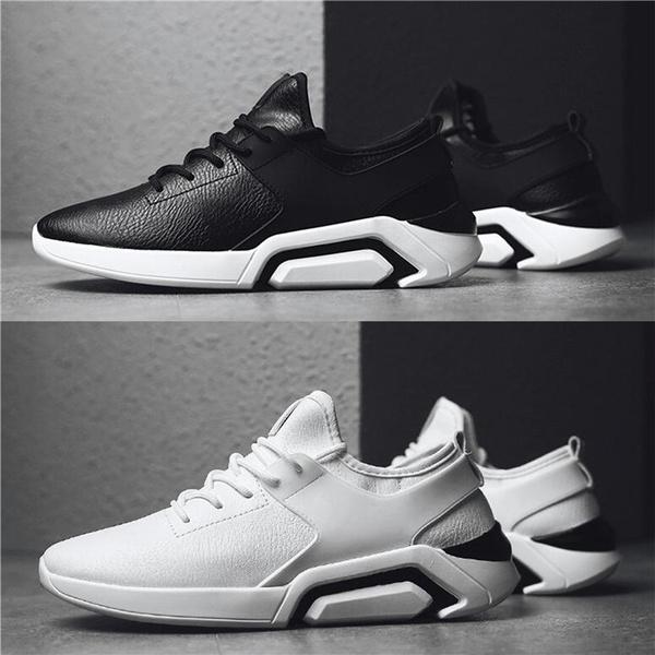 Plus Size Mens Sports Casual Shoes