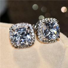 shine, Sterling, Silver Jewelry, DIAMOND