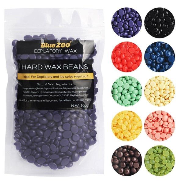 Safety Pearl Hard Wax Beans Hot Film Wax Bead Hair Removal Wax