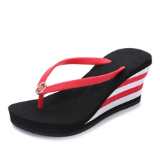 beach shoes, Flip Flops, Sandals, Women's Fashion