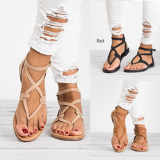 Summer, Fashion, Women Sandals, Thong