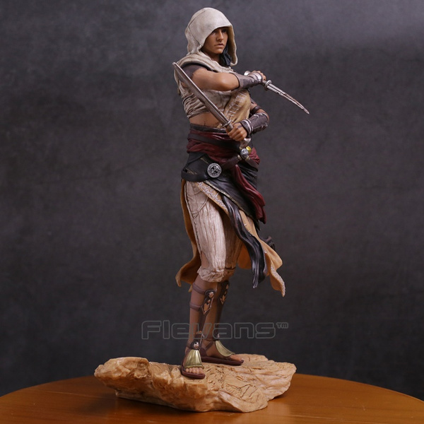 Hot Game Assassin S Creed Origins Aya Pvc Statue Collectible