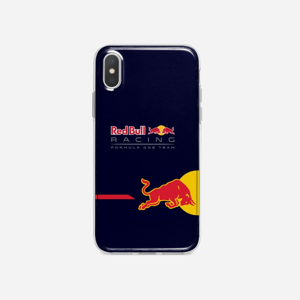 new concept 1776b 76320 Hot F1 Red Bull Racing Formula One Team Phone Case Cover for Iphone 5 6 7 8  X IPhone Full Series and Samsung Mobile Phone S Series Note Series