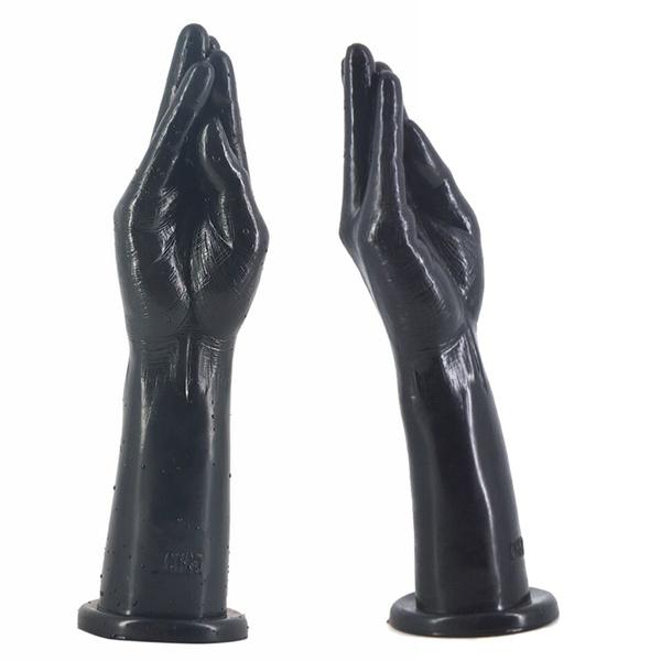 Black Fist Sex Toy