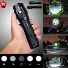 Flashlight, torchlight, Outdoor, led