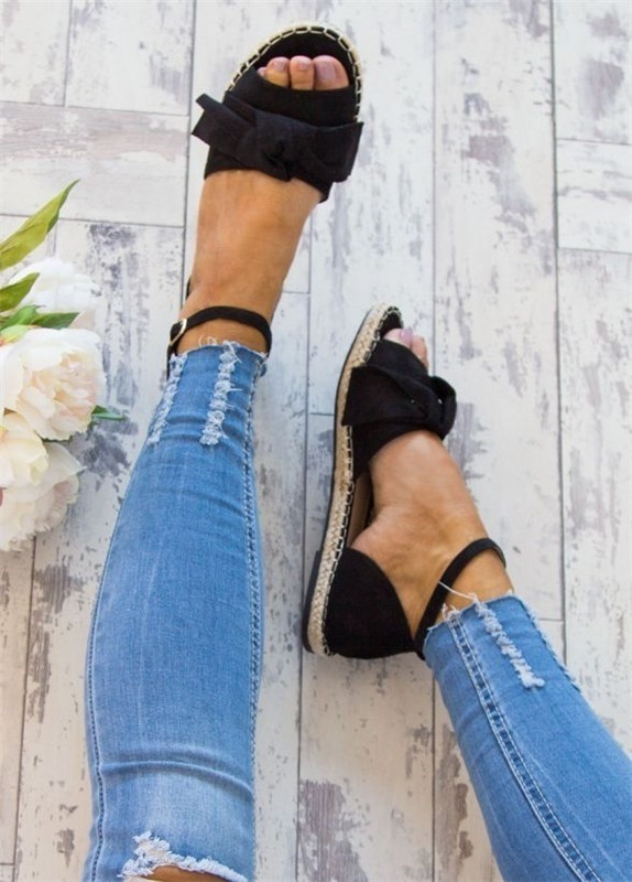 94e2d4b13200 Toe shape  open toe. Heel height  Flat heel. Wearing way Buckle Function   breathable. Style  fashion sandals pattern  plain. Soles craft  viscose  shoes