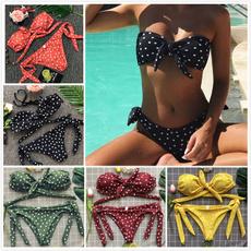 bathing suit, Fashion, women beachwear, Swimming