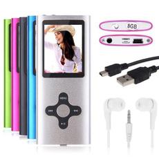 mp3mp4player, digitalmediaplayer, Music, LCD Screen