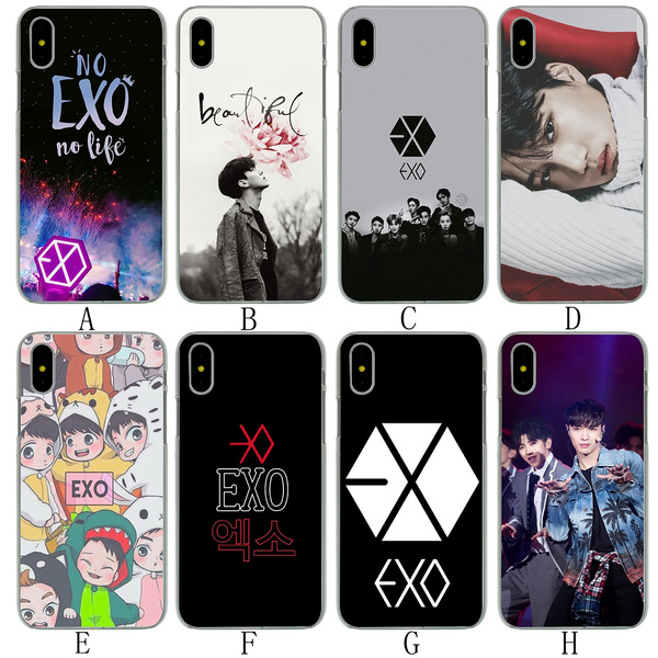 65a Exo Baekhyun Xiumin Lay Hard Phone Shell Case For Apple Iphone 8 7 6 6s Plus 5 5s Se 5c 4 4s 10 Cover For Iphone X Xr Xs Max Cases Wish