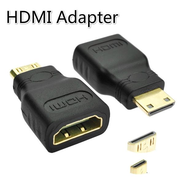 Mini, Hdmi, minihdmiadapter, Adapter