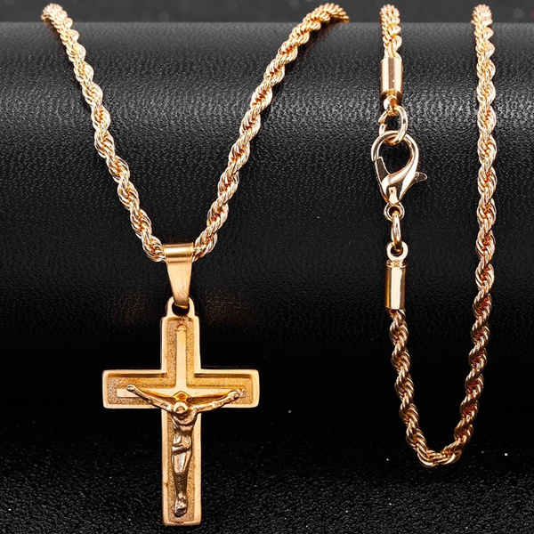 wish retro jewelry for women men crucifix fashion jesus crosses