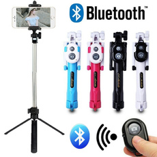 selfietripod, Remote Controls, phone holder, selfiestick